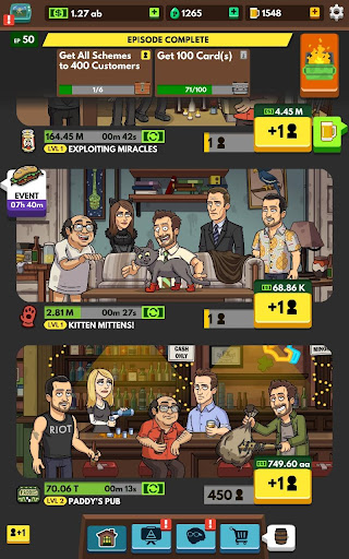 Itu2019s Always Sunny: The Gang Goes Mobile 1.4.0 screenshots 7