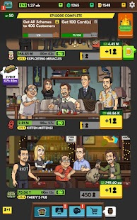It's Always Sunny: The Gang Goes Mobile Screenshot