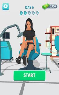 Foot Clinic - ASMR Feet Care screenshots apk mod 1