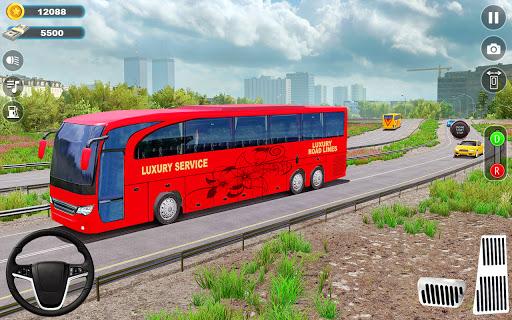 City Bus Games 3D: Driving Bus Games 2021 screenshots 4