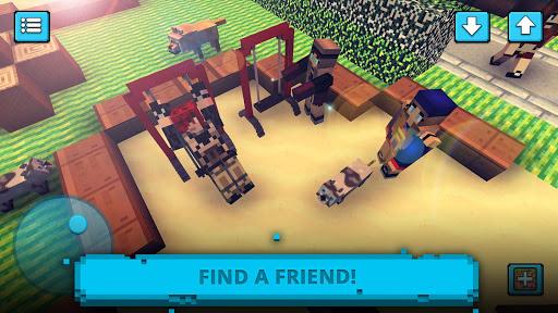 Ultimate Craft: Exploration of Blocky World 1.29-minApi23 Screenshots 10
