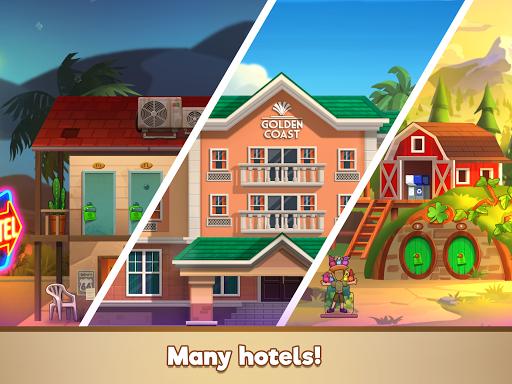 Doorman Story: Hotel team tycoon, time management 1.6.0 screenshots 12