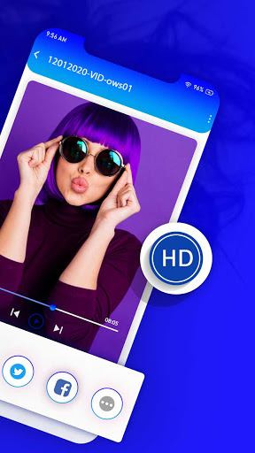 SAX Video Player - All Format HD Video Player 2020 modavailable screenshots 4