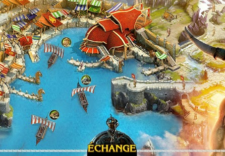 Vikings: War of Clans Capture d'écran