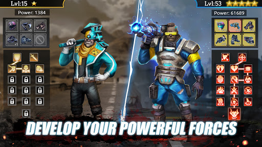Last Hero: Zombie State Survival Game android2mod screenshots 8