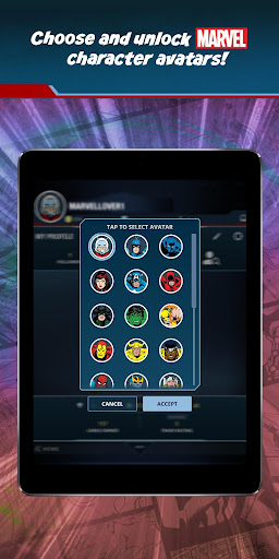 Marvel Collect! by Topps Card Trader 14.3.1 screenshots 21