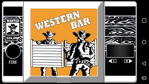 Western Bar(80s LSI Game, CG-300)  screenshots 1
