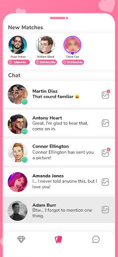 MeChat - Love secrets modavailable screenshots 13
