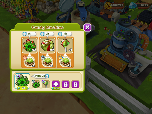 CannaFarm - Weed Farming Collection Game 1.7.635 screenshots 14