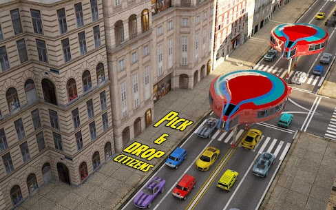 Gyroscopic Elevated Bus Simulator Public Transport Apk 3
