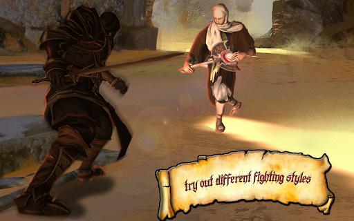 Medieval War Fighting Fantasy: Battle Scars  screenshots 8