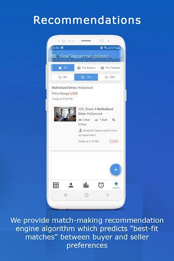 Deal Workflow CRM - Real Estate Agents App & Tools 5.9.4 Screenshots 5