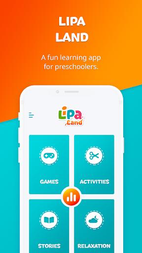 Lipa Land u2013 Games for Kids 3u20136 2.3.0 screenshots 1