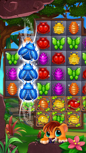 Candy Bugs Paradise screenshots 11