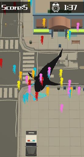 Shark Rampage: Shark War - Animal Warfare.io  screenshots 2