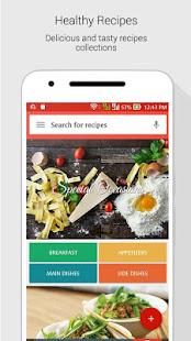 Healthy Recipes 29.0.1 Screenshots 4