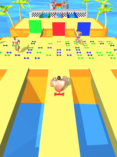 Muscle Race 3D apkdebit screenshots 8