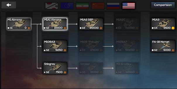 Poly Tank 2: Battle Sandbox Mod Apk (Free Shopping) 5