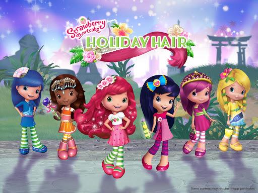 Strawberry Shortcake Holiday Hair 1.6 screenshots 6