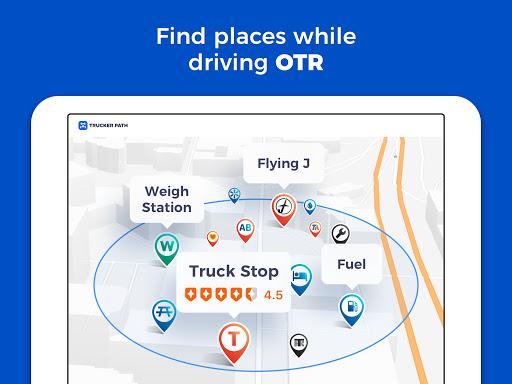 Trucker Path: Truck GPS Truck Stops Weigh Stations apktram screenshots 10