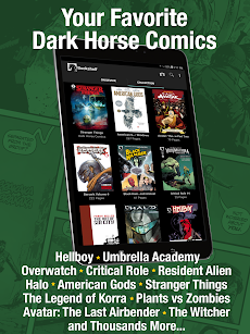 Dark Horse Comicsのおすすめ画像1