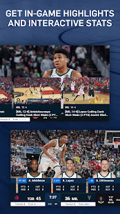 NBA: Live Games & Scores 11.0720 APK screenshots 4