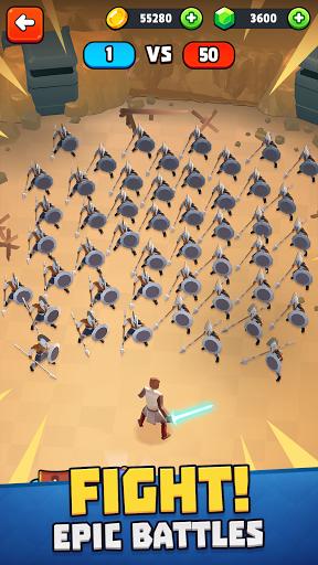 Battle Simulator: Warfare  screenshots 1