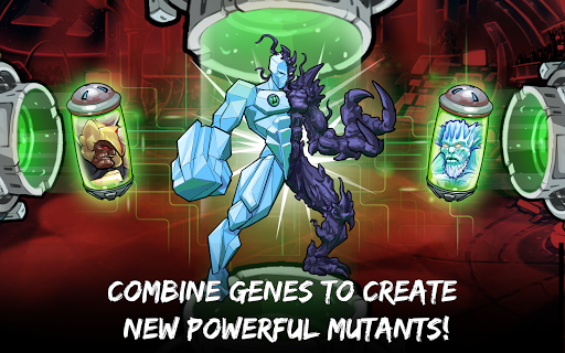 Mutants Genetic Gladiators 72.441.164675 screenshots 9