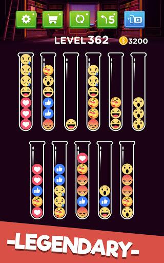 Ball Sort - Color Ball Puzzle & Sort Color 1.1.1 screenshots 15