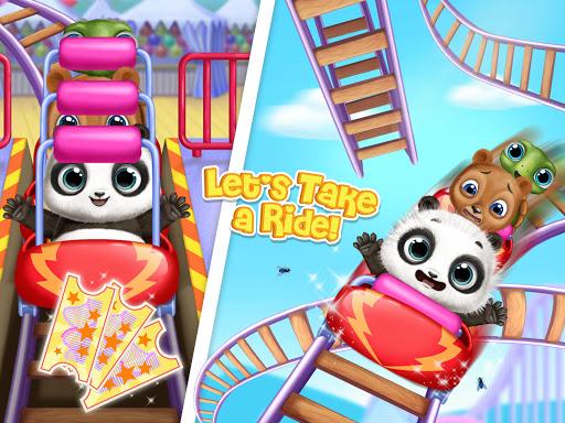 Panda Lu Fun Park - Amusement Rides & Pet Friends 4.0.50002 screenshots 12