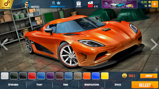 Real Car Race Game 3D: Fun New Car Games 2020 11.2 screenshots 21