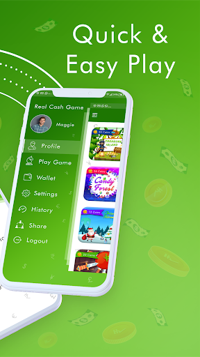 Real Cash Games : Win Big Prizes and Recharges screenshots 13