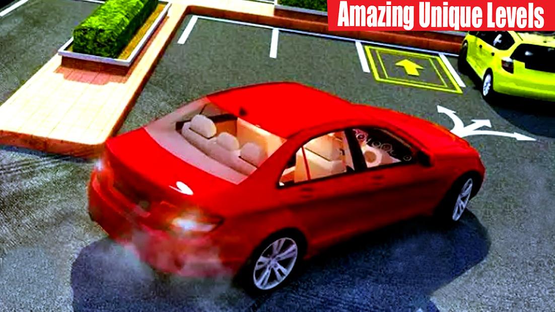 Extreme Car Drive Parking Game 2021-Free Car Games screenshot 4