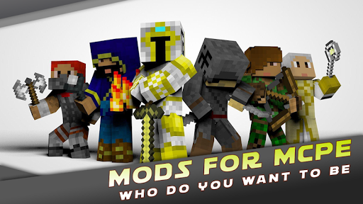 Mods for Minecraft PE by MCPE  Screenshots 3