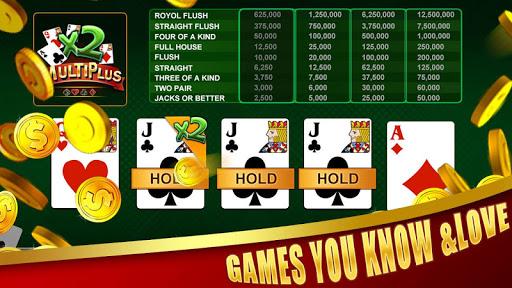 Deuces Wild - Video Poker screenshots apkspray 4