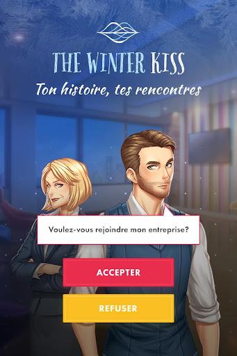 Code Triche The Winter Kiss - Otome (Astuce) APK MOD screenshots 1