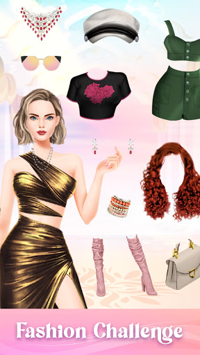 Dress Up -  Trendy Fashionista & Outfit Maker 0.1.3 screenshots 1
