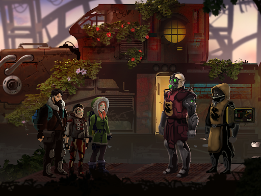Adventure Reborn: story game point and click 1.33 screenshots 15
