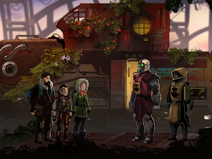 Image For Adventure Reborn: story game point and click Versi 1.38 13