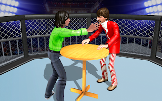 Ultimate Robot Ring Fighting 2020