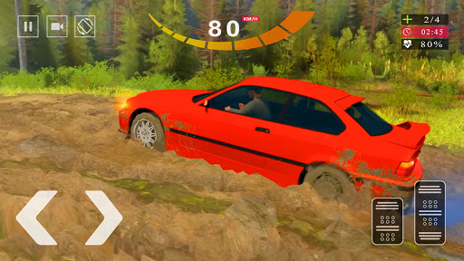 Car Simulator 2020 - Offroad Car Driving 2020 screenshots 4
