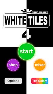 White Tiles 4 : Classic Piano