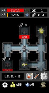 Undercrawl – Roguelike Dungeon Crawler Mod Apk (Unlimited Skill) 2