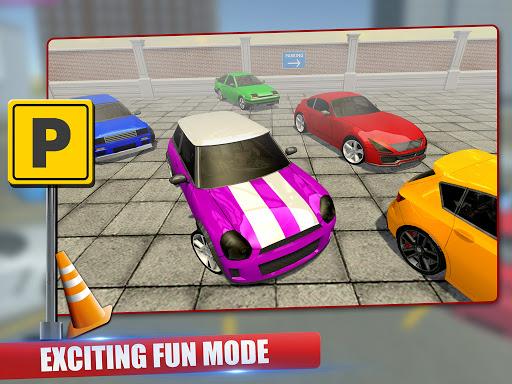 Car Parking Driver Test: Multistory Driving Mania screenshots 16