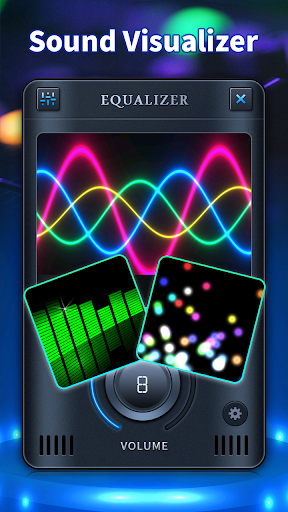 Equalizer: Bass Booster & Volume Booster 1.3.9 Screenshots 4