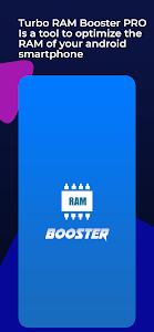 Turbo RAM Booster PRO - Free Android RAM Optimizer 1.0.1