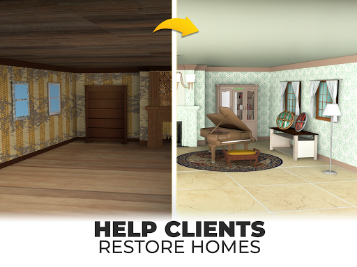 My Home Makeover - Design Your Dream House Games 3.4 screenshots 7
