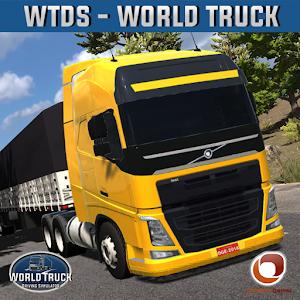 World Truck Driving Simulator 1189 by Dynamic Games Ltda logo
