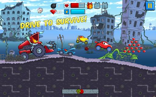 Car Eats Car - Apocalypse Racing 2.9 Screenshots 8