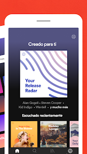 Spotify:  toda la música y podcasts en streaming 3